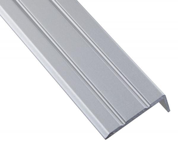Treppenprofil Aluminium 25x8 mm