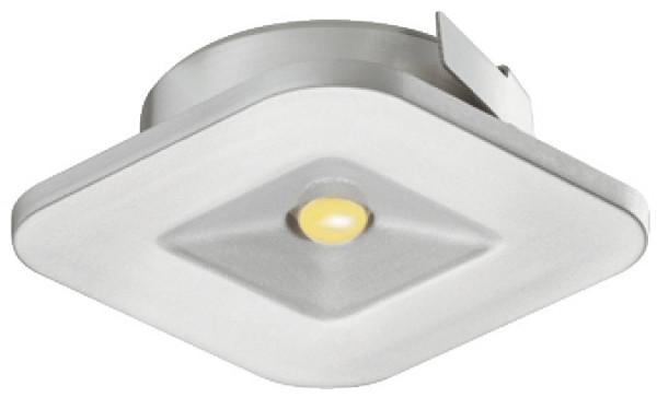 Häfele Einbauleuchte 350 mA quadratisch LED 4007 Einbauspot Loox