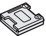 Häfele Clip-Verbinder 24 V multi-weiß für 10 mm Loox LED-Band