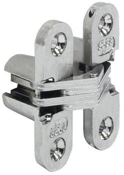 Häfele Scharnier Soss für Holzdicken 13–51 mm für unsichtbaren Anschlag