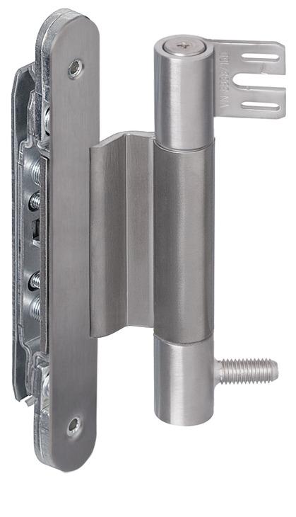 Simonswerk Objekttürband - VN 8947/160 U Compact - für ungefälzte Türen