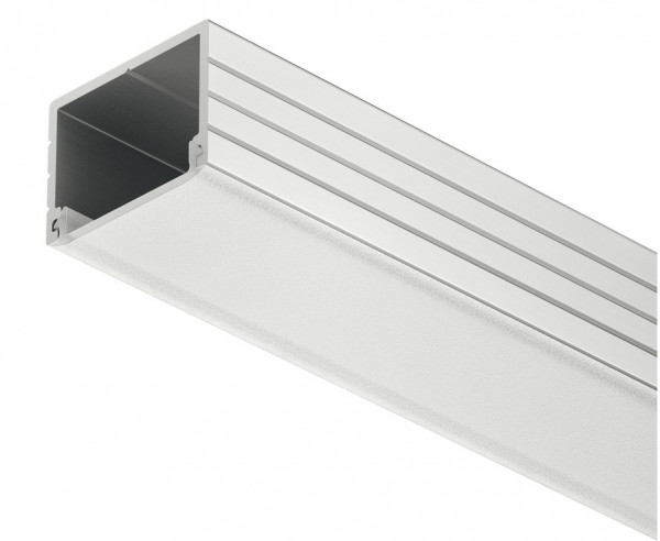 Häfele Unterbauprofil Loox Profilhöhe 13 mm Aluminium