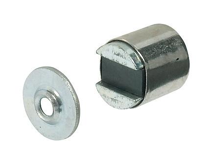 Häfele Magnetschnapper H6010 Haftkraft 2 kg für 11 mm Bohrung