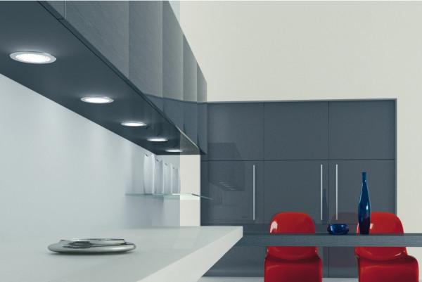 Häfele Unterbaugehäuse für LED 1075 und LED 1048