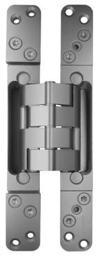 Häfele Bartels PIVOTA DX 190 - verdeckt liegendes Türband 3-D, für Blockzarge