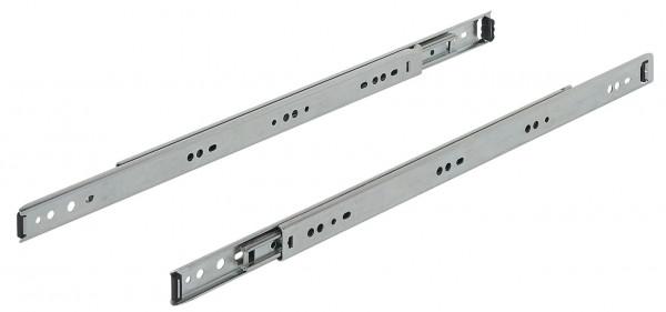 Accuride 2601 Schubladenschiene Vollauszug Tragkraft bis 45 kg Stahl seitliche Montage