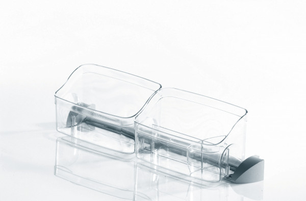 Kesseböhmer Schalen-Set zum Einhängen für Hochschrank-Frontauszug Dispensa