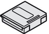 Häfele Clip-Verbinder 24 V für 10 mm Loox LED-Band
