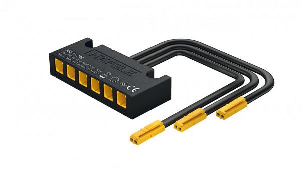 LOOX5 Stromverteiler CONNECT MESH 12V oder 24V RGB